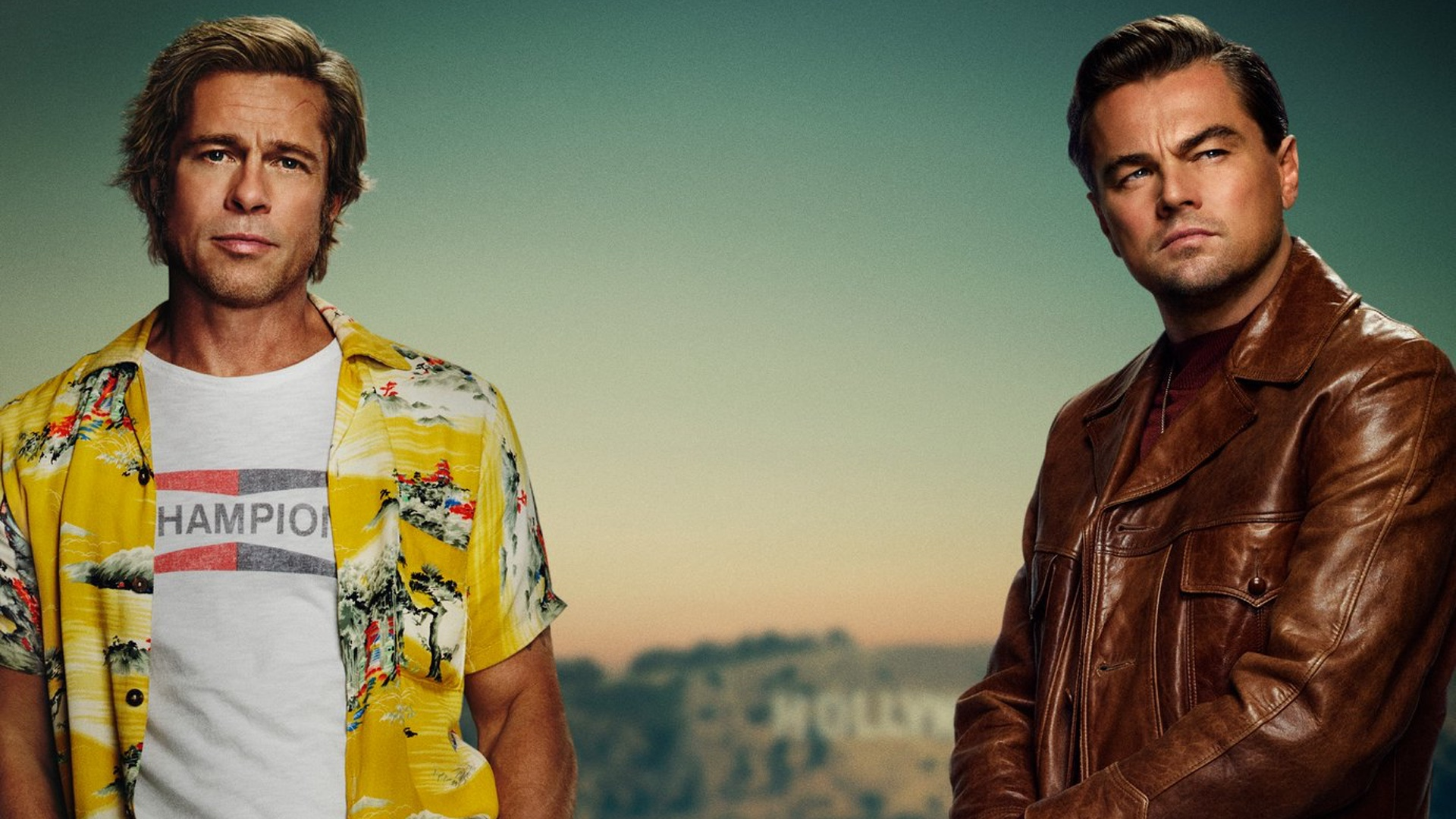 Once Upon a Time in Hollywood Wallpaper