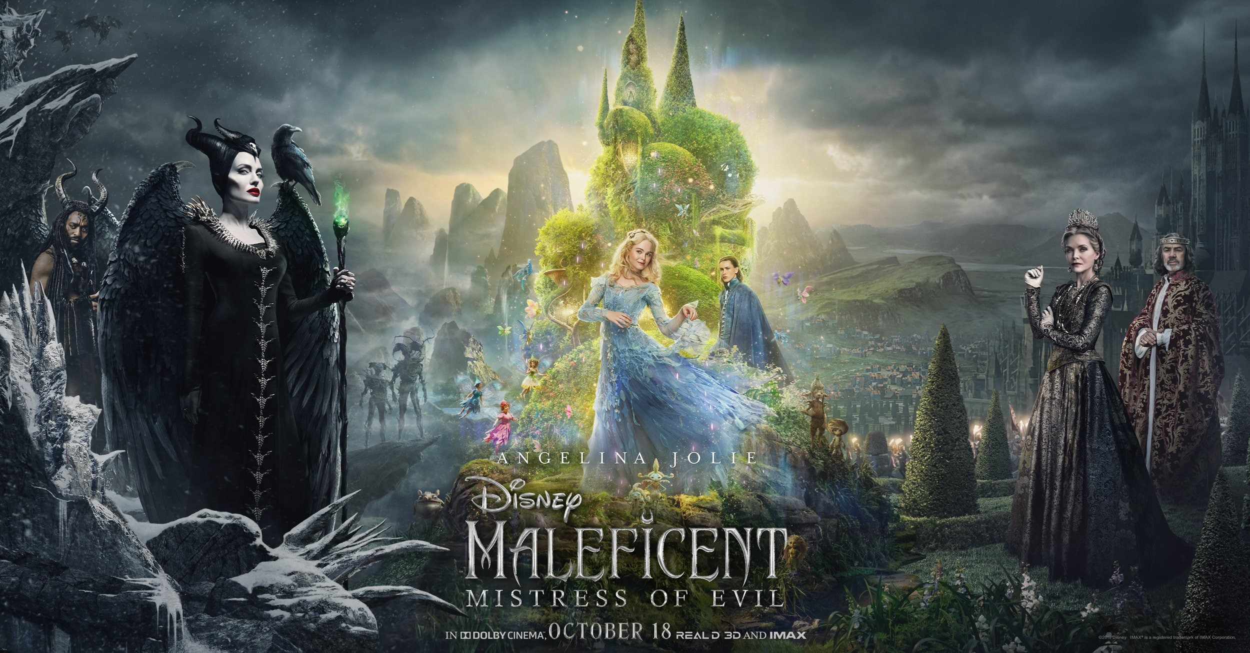 maleficent mistress of evil uk premiere