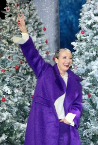 Emma Thompson attends the UK premiere of Last Christmas in London