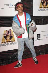 Jordan Stephens attends the UK premiere of Hitsville The Making of Motown in London.