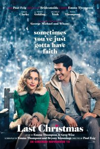 Last Christmas Official Movie Poster