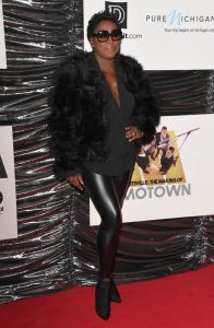 Mica Paris attends the UK premiere of Hitsville The Making of Motown in London.