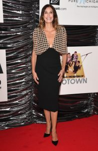 Teri Hatcher attends the UK premiere of Hitsville The Making of Motown in London.