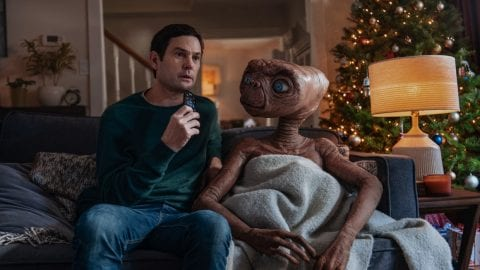 Sky reunites E.T. and Elliot in 2019 Christmas Advert