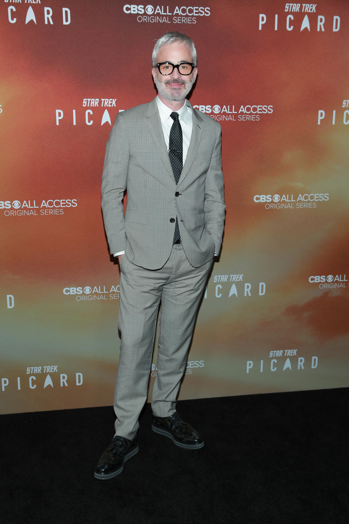 Alex Kurtzman Star Trek Picard Hollywood Los Angeles Premiere Series 1