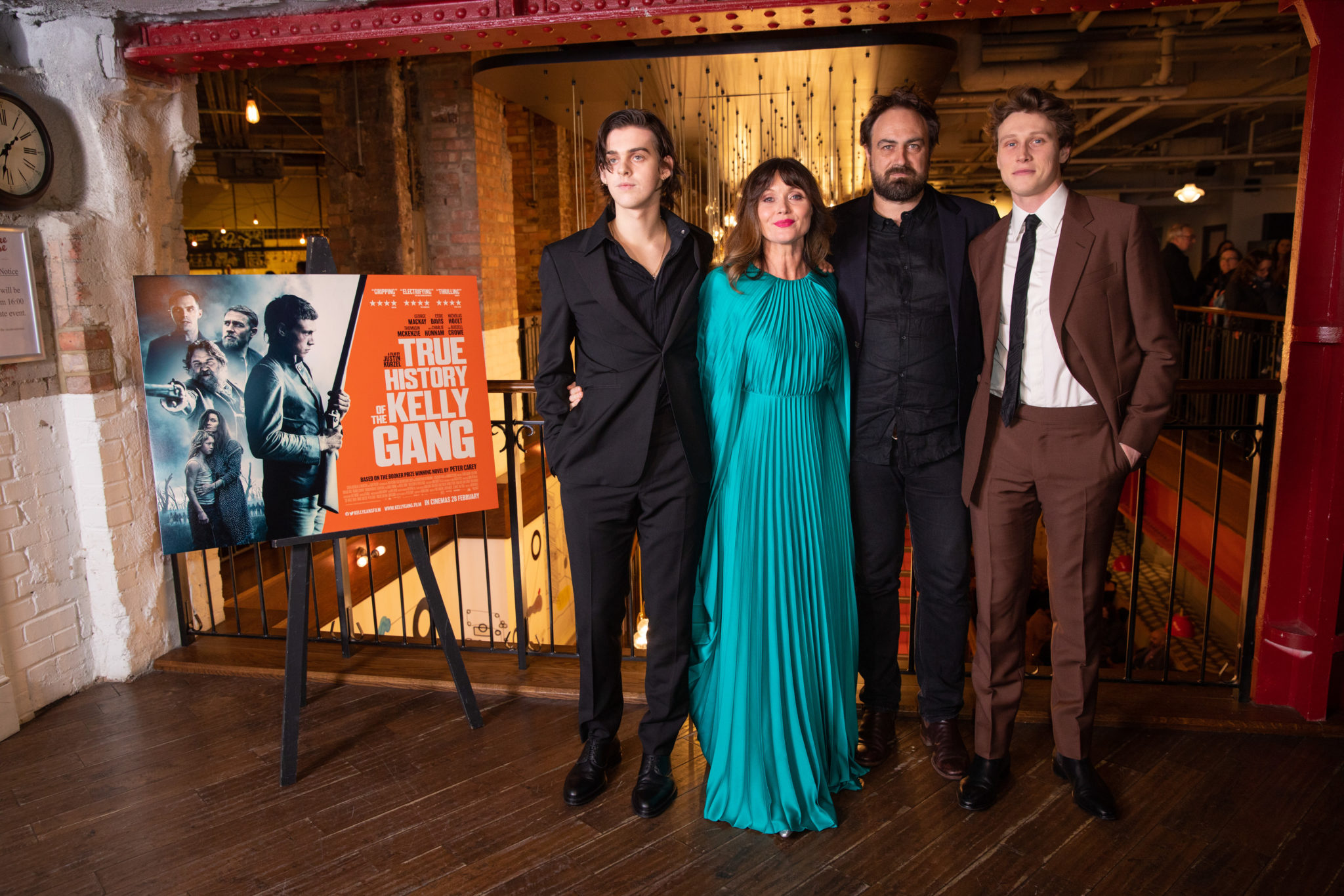 UK Premiere 0f True History Of The Kelly Gang