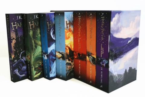 Harry Potter Facebook giveaway – UK
