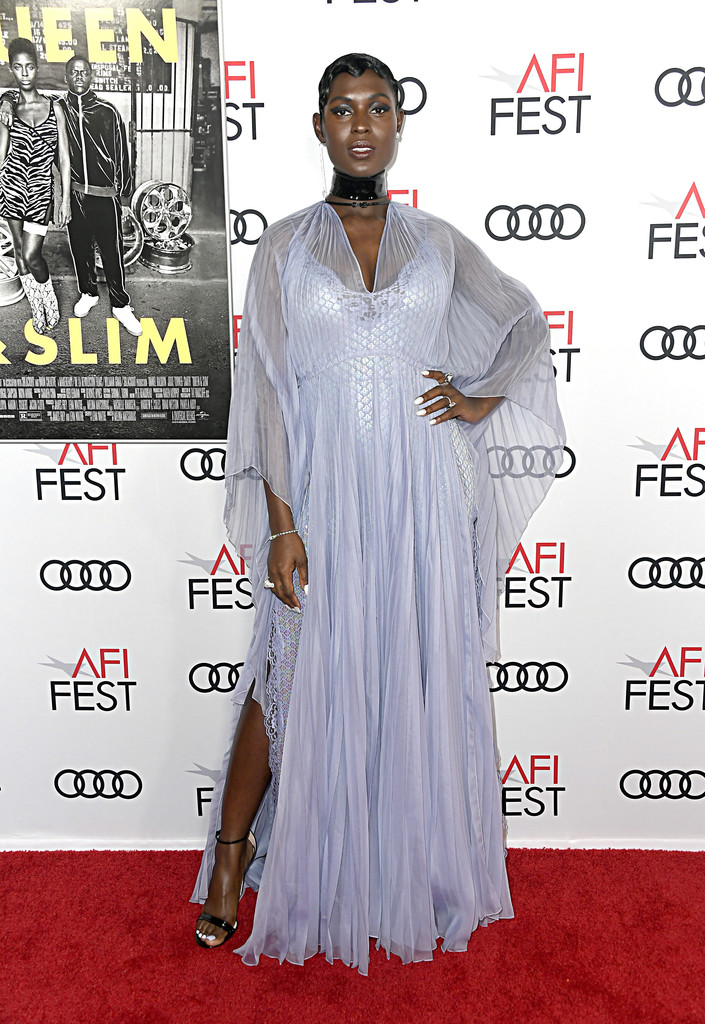 Jodie Turner-Smith Queen and Slim Hollywood Premiere 2019 AFI Festival Arrivals Los Angeles