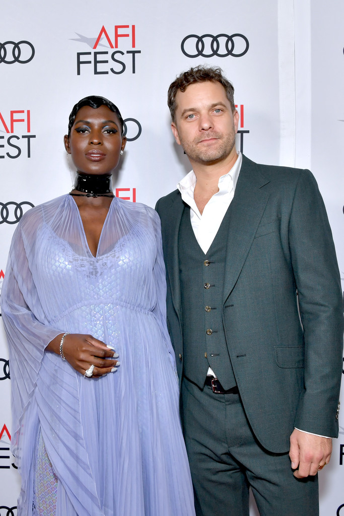 Jodie Turner-Smith and Joshua Jackson Queen and Slim Hollywood Premiere 2019 AFI Festival Arrivals Los Angeles