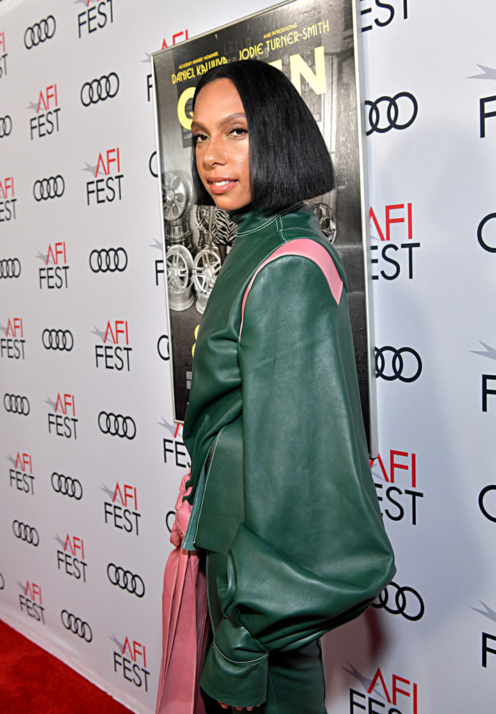 Director Melina Matsoukas Queen and Slim Hollywood Premiere 2019 AFI Festival Arrivals Los Angeles