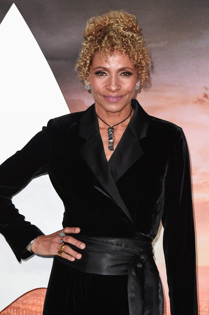 Michelle Hurd Star Trek Picard World Premiere London Red Carpet