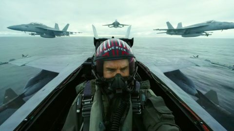 The intense training the cast of Top Gun: Maverick went through for the sequel
