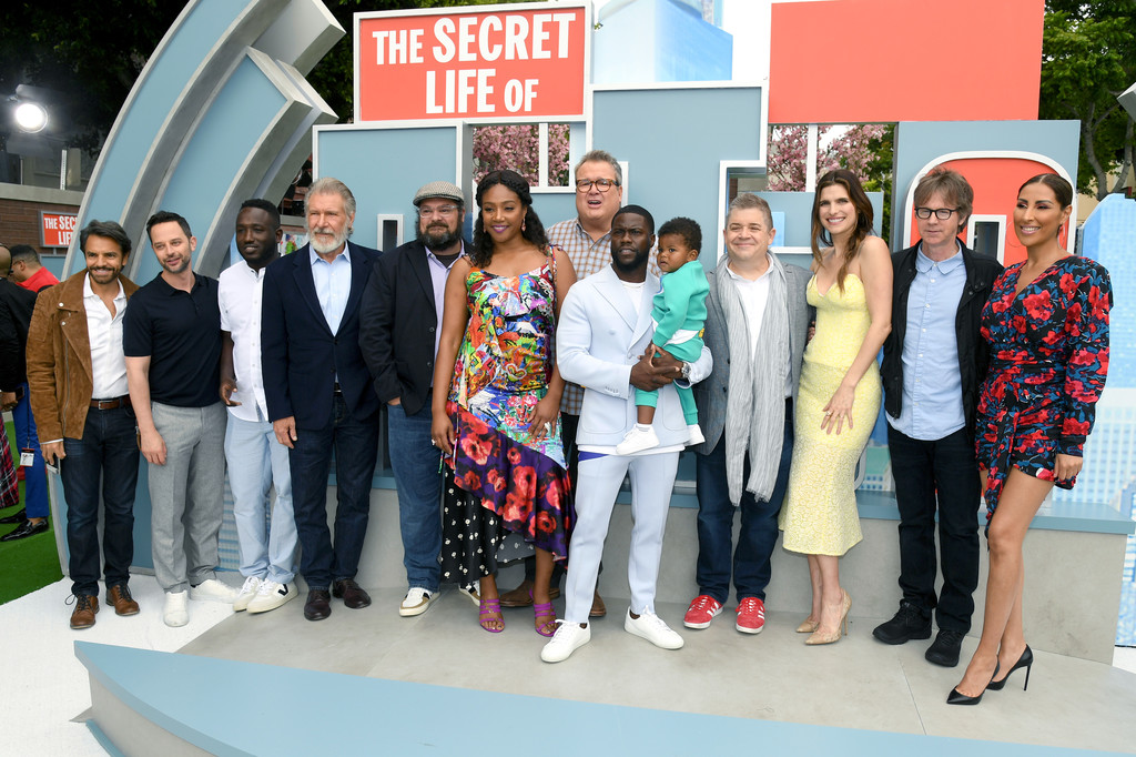 Cast and crew The Secret Life of Pets 2 Los Angeles Premiere