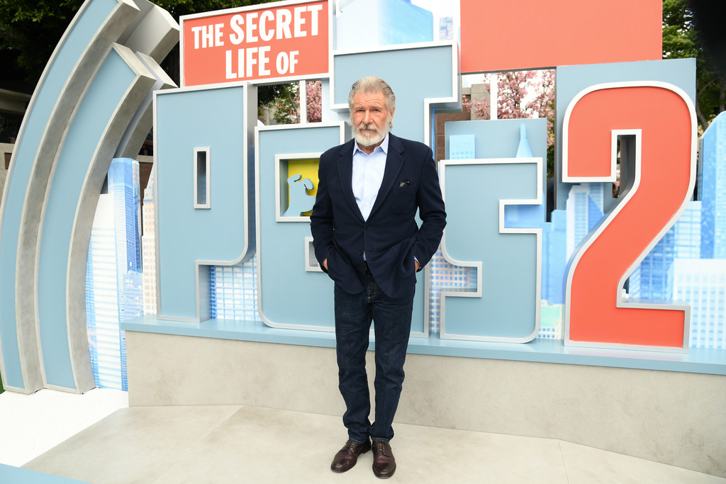 Harrison Ford The Secret Life of Pets 2 Los Angeles Premiere