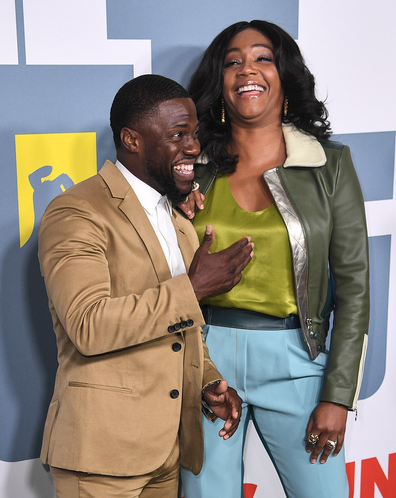 Kevin Hart and Tiffany Haddish The Secret Life of Pets 2 Australian Premiere Sydney Film Festival Arrivals
