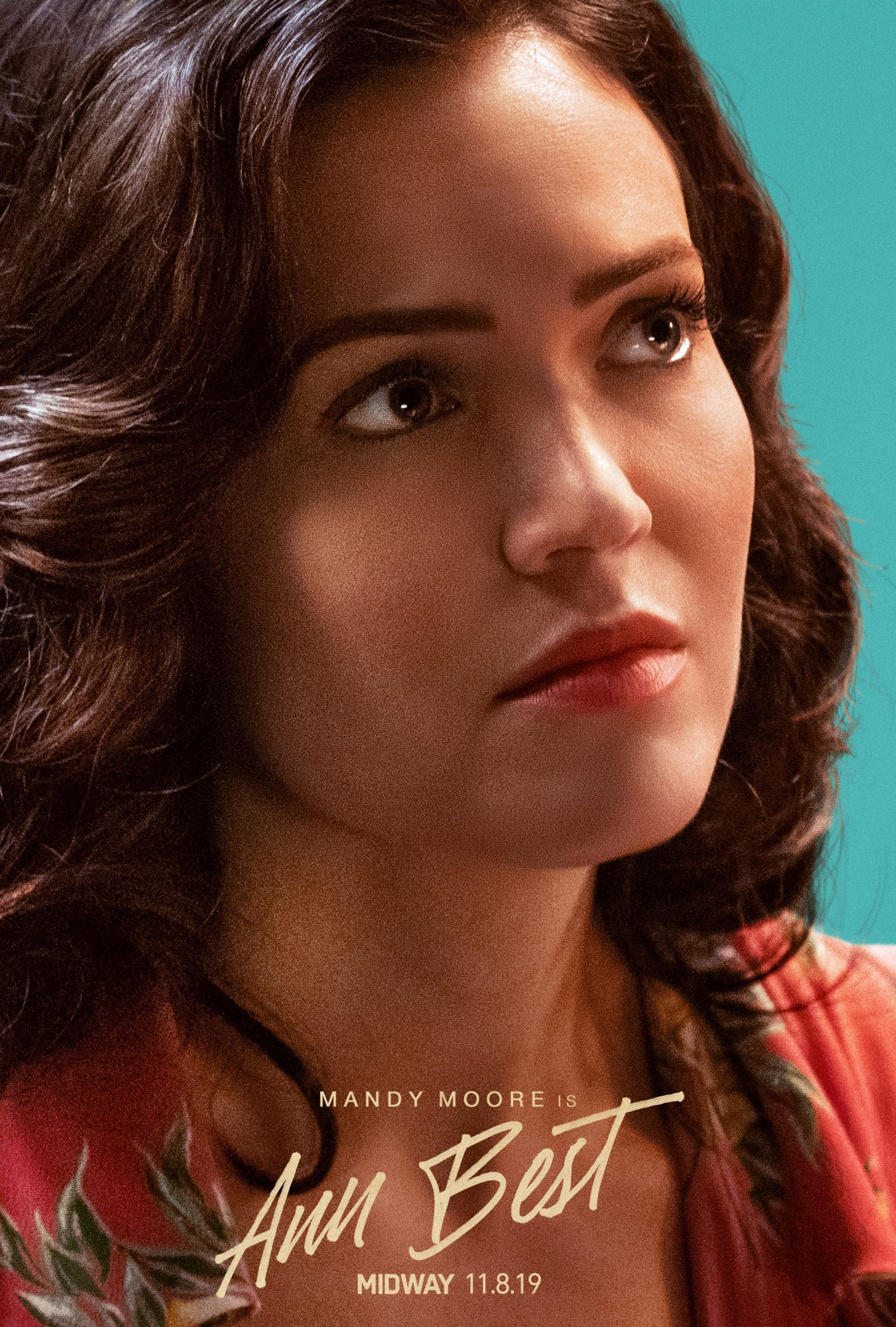 Midway Character Posters Mandy Moore as Ann Best