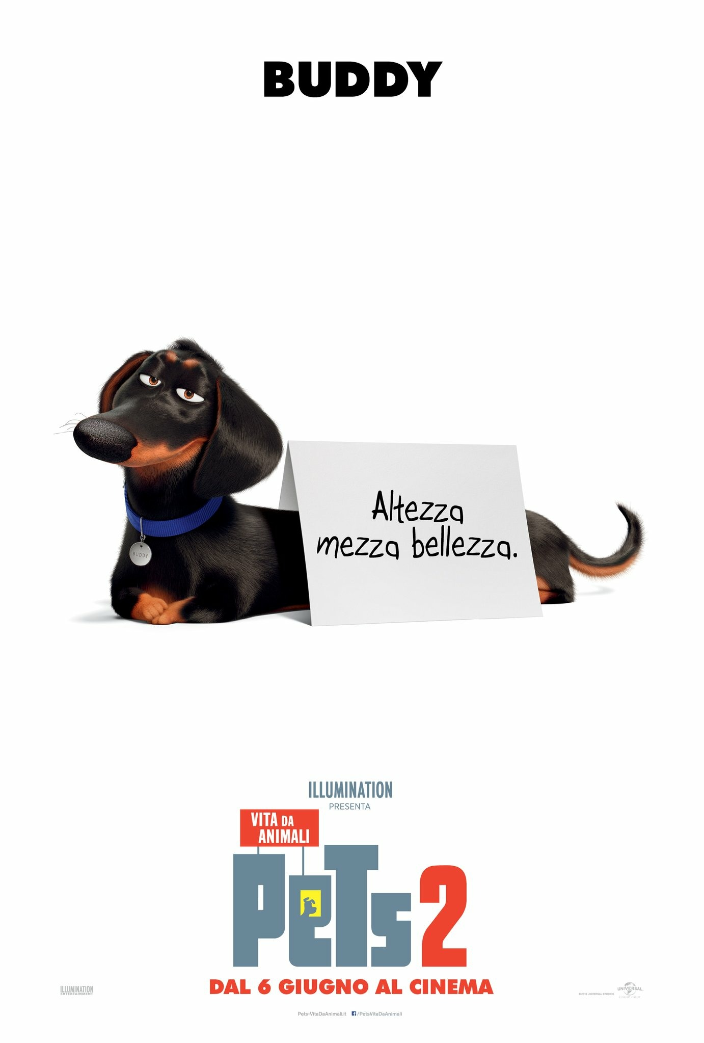 The Secret Life of Pets 2 Character Posters