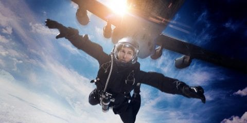 Tom Cruise to shoot movie in outer space with NASA