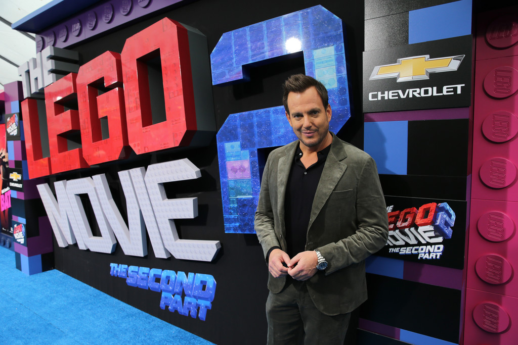 Will Arnett The Lego Movie 2 Second Part Los Angeles Premiere