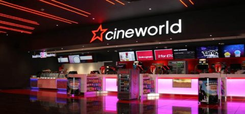Cineworld Cinemas across U.K. to re-open 10 July