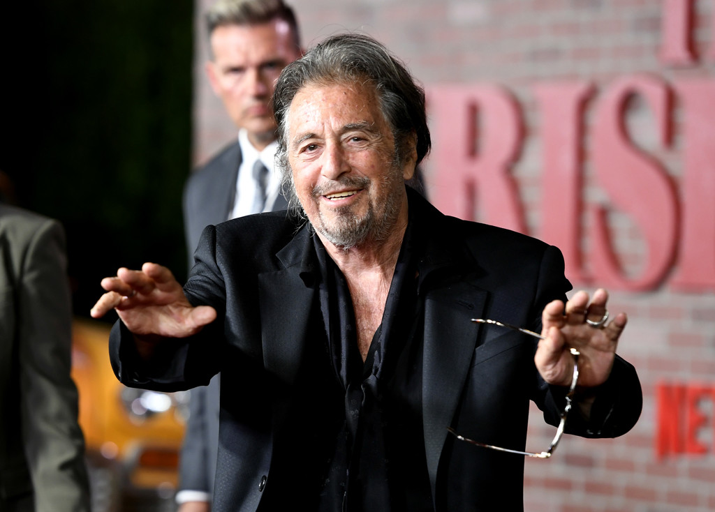 Al Pacino The Irishman Los Angeles Premiere