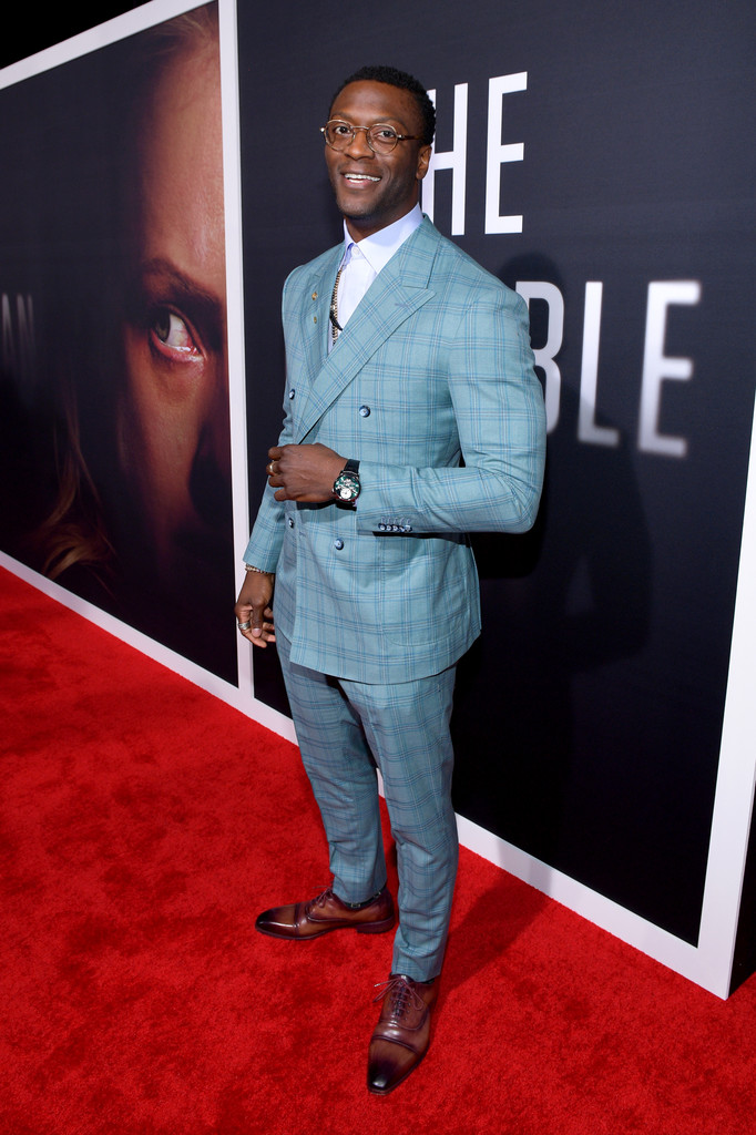 Aldis Hodge The Invisible Man Hollywood Premiere Los Angeles Arrivals