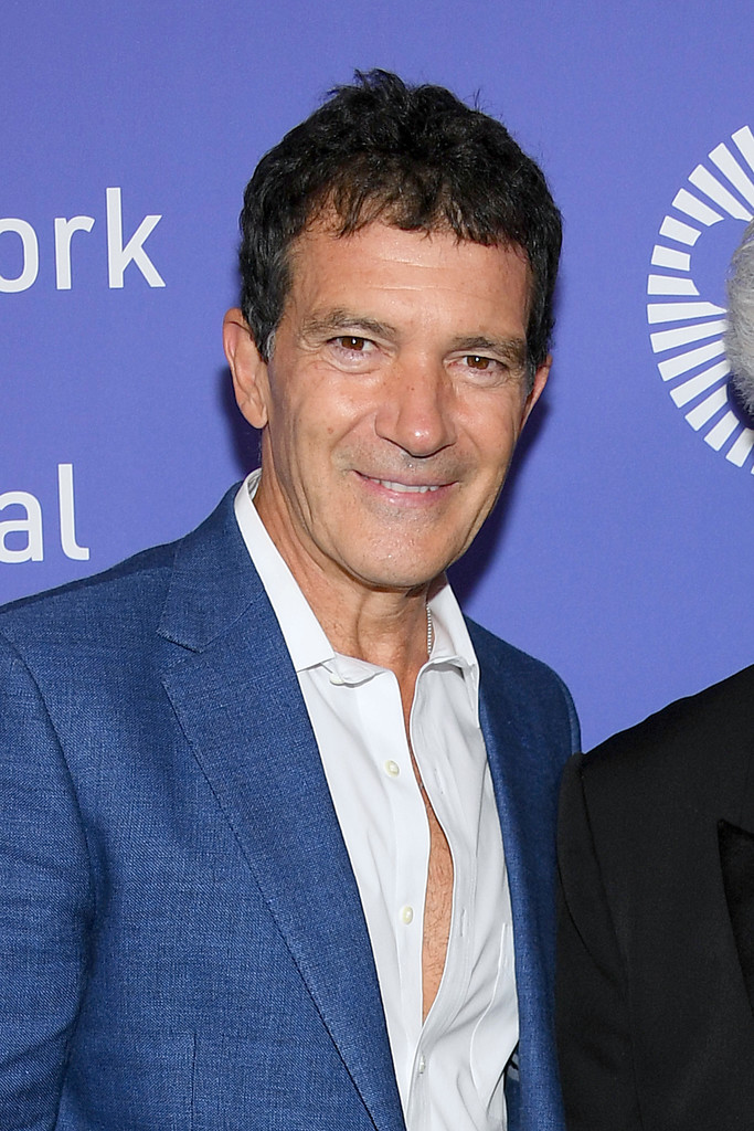 Antonio Banderas Pain and Glory New York Premiere