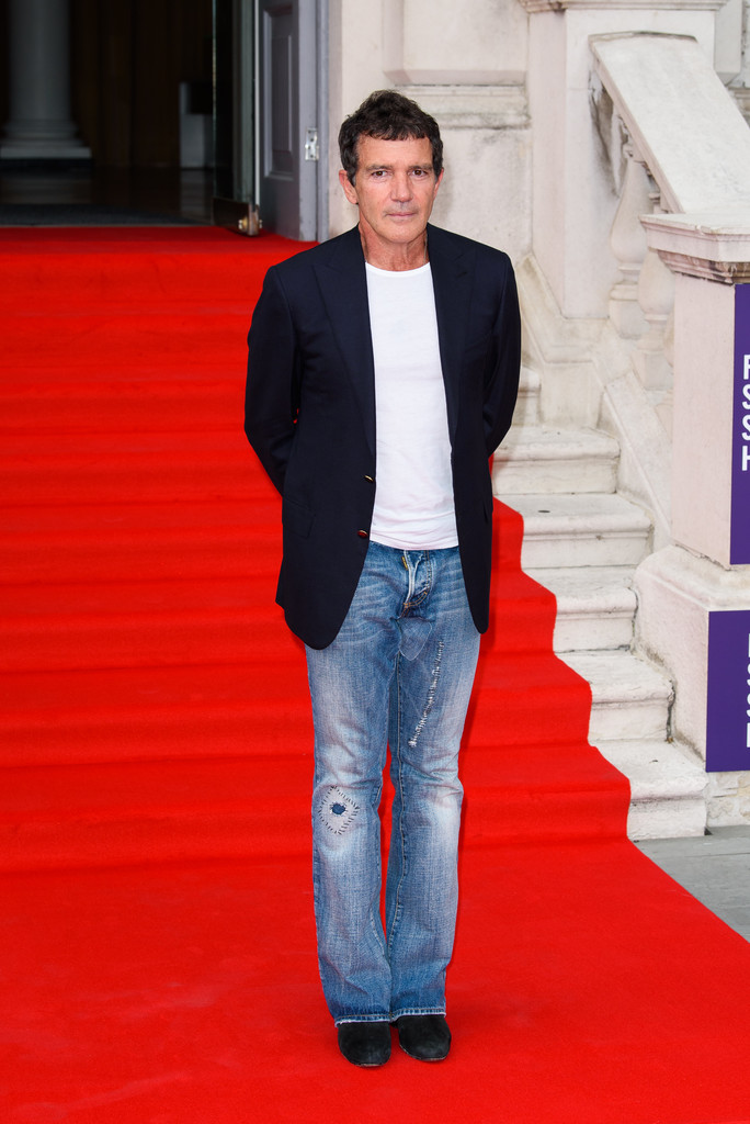 Antonio Banderas Pain and Glory UK Premiere London