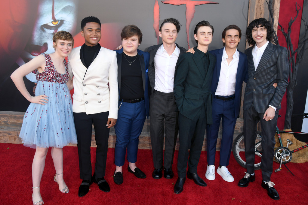 Cast of IT Chapter Two Hollywood Premiere Los Angeles Arrivals