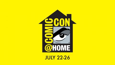 San Diego Comic-Con @Home announced for July 2020!