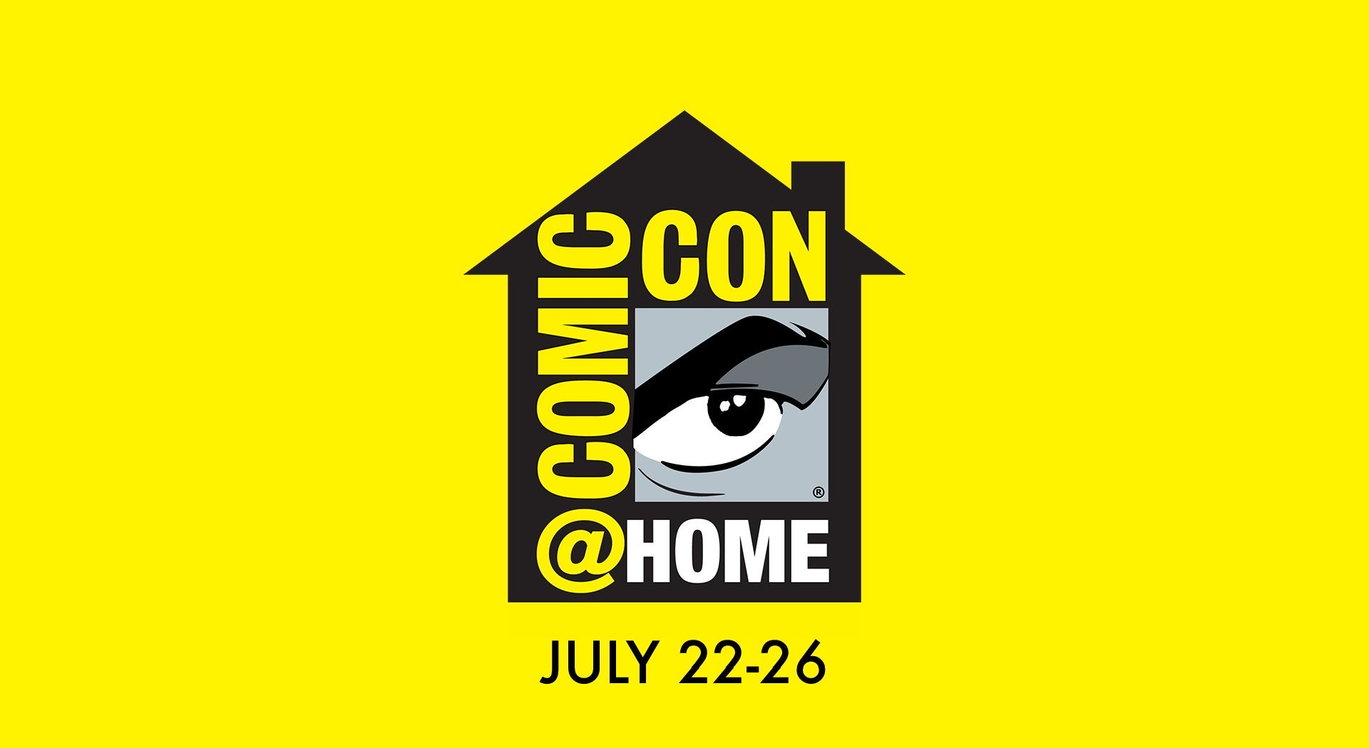 Comic-Con At Home announced for July 2020! | WOTRC