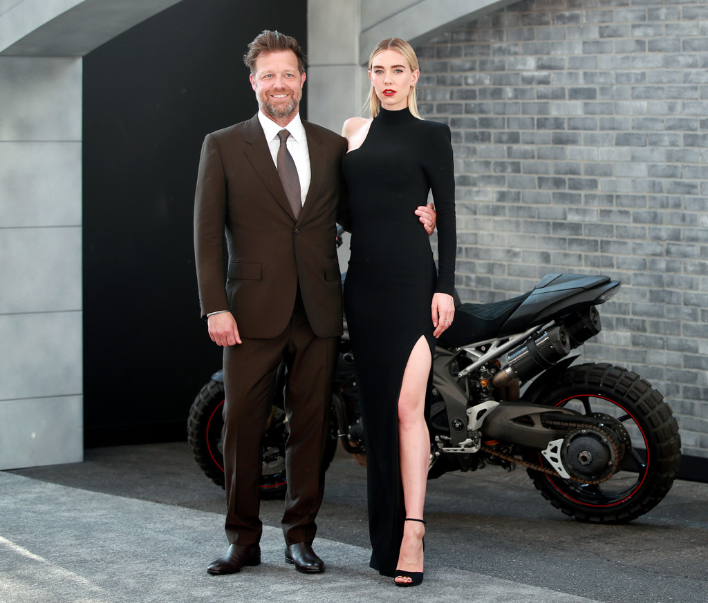 David Leitch and Vanessa Kirby Fast and Furious Presents Hobbs and Shaw World Premiere Hollywood Los Angeles