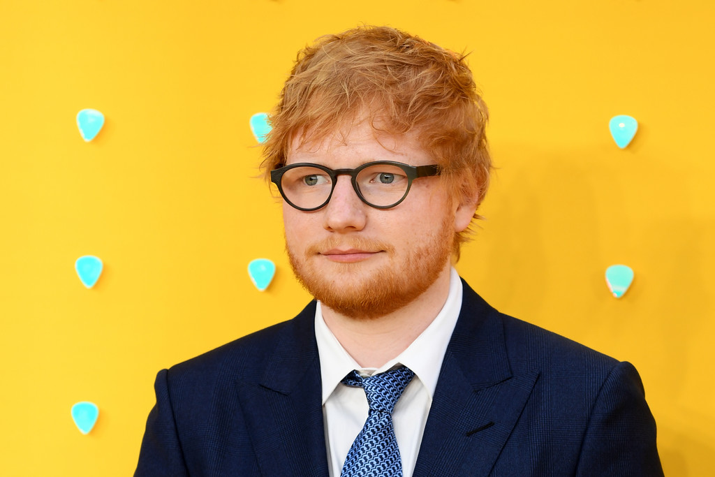 Ed Sheeran Yesterday World Premiere London Arrivals
