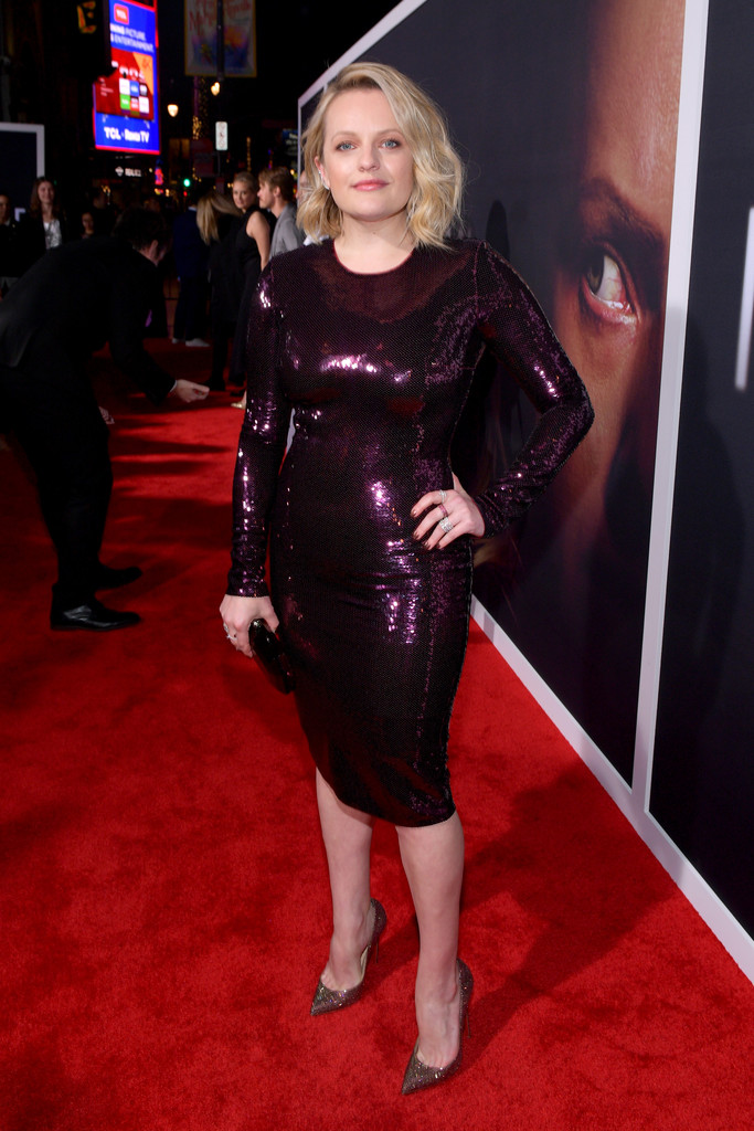 Elisabeth Moss The Invisible Man Hollywood Premiere Los Angeles Arrivals