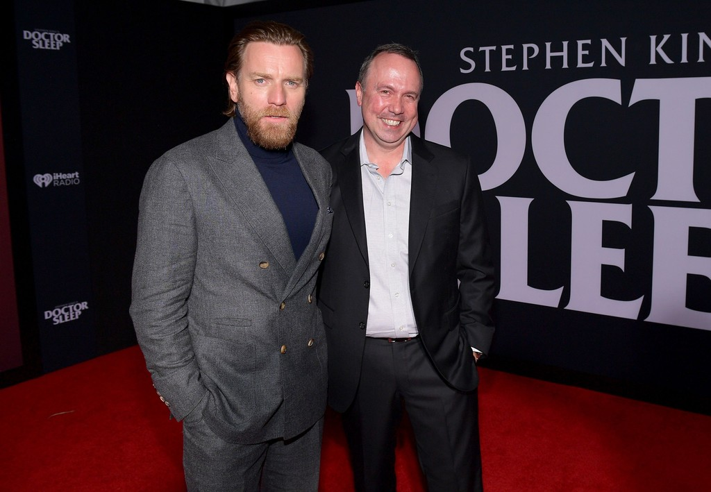 Ewan McGregor and Trevor Macy Doctor Sleep Los Angeles Premiere