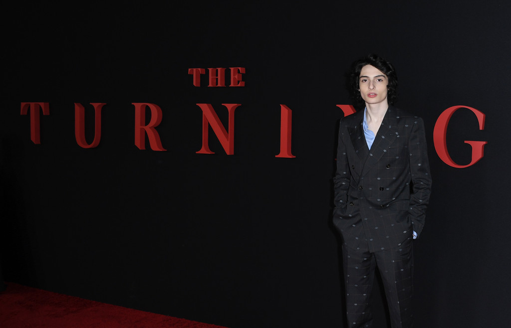 Finn Wolfhard The Turning Hollywod Premiere Los Angeles