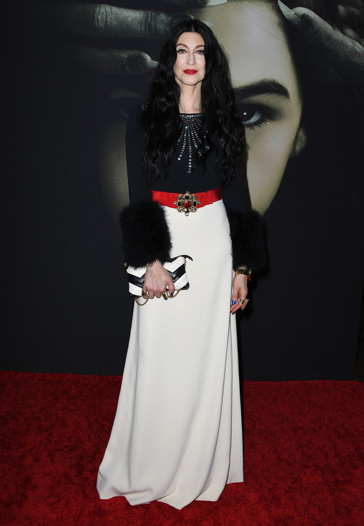 Floria Sigismondi The Turning Hollywod Premiere Los Angeles Arrivals