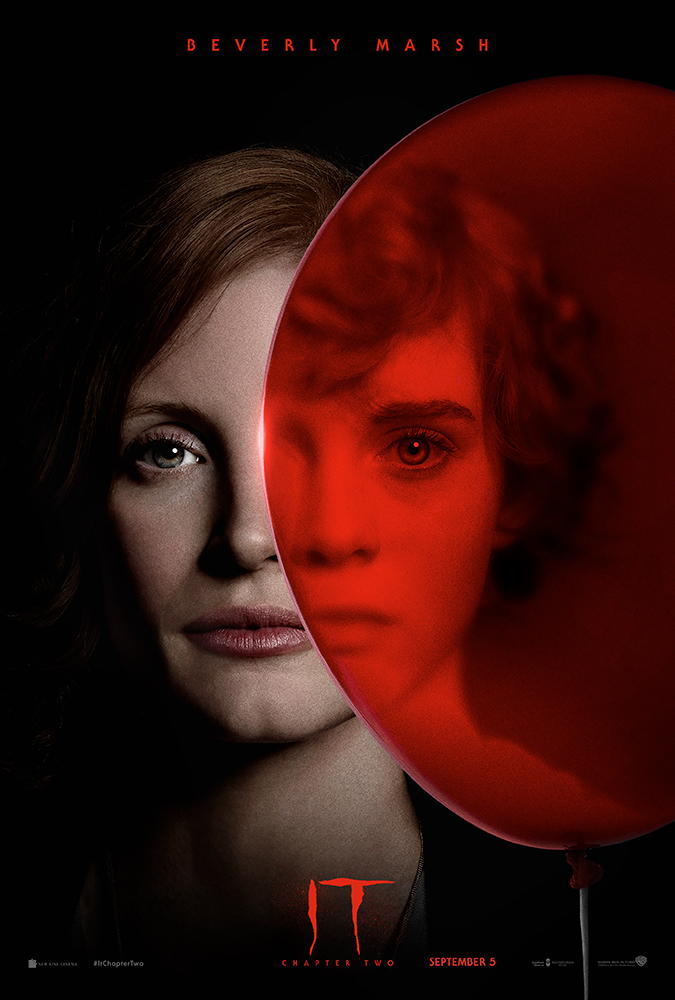 IT Chapter Two Character Posters Beverly Marsh