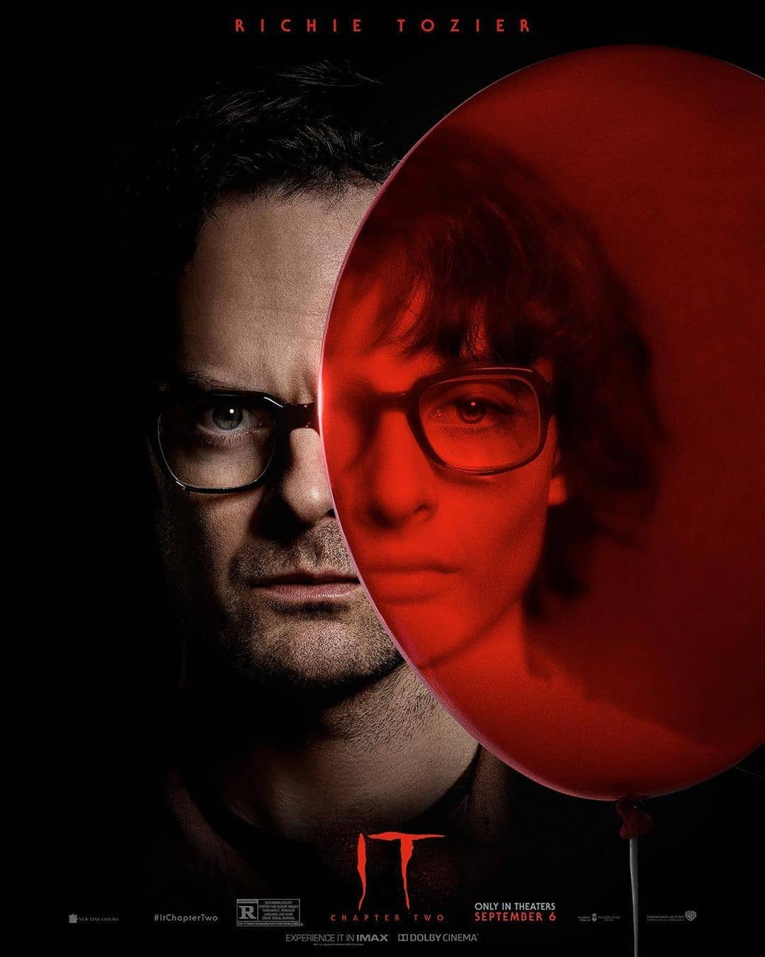 IT Chapter Two Character Posters Richie Tozier