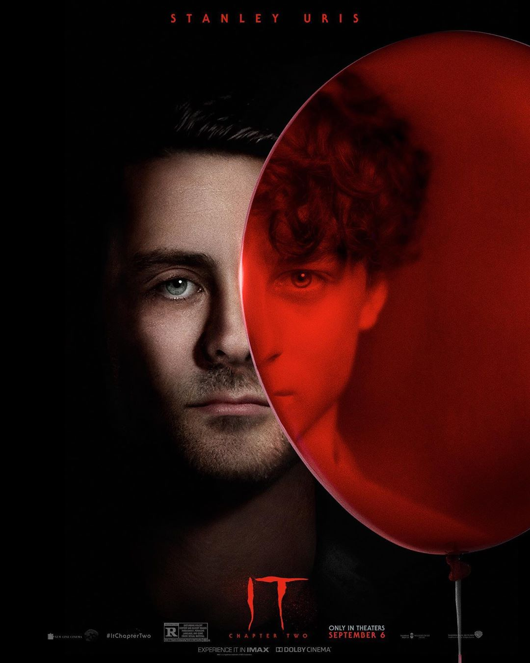IT Chapter Two Character Posters Stanley Uris