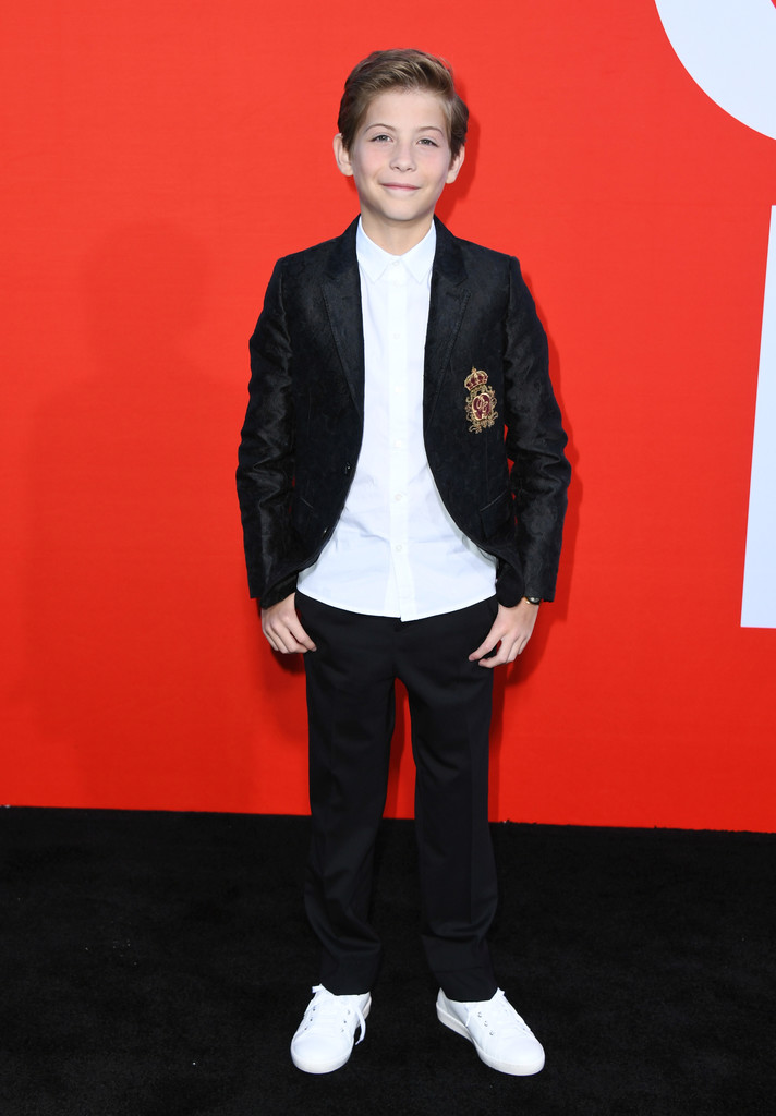 Jacob Tremblay Good Boys Los Angeles Premiere Arrivals