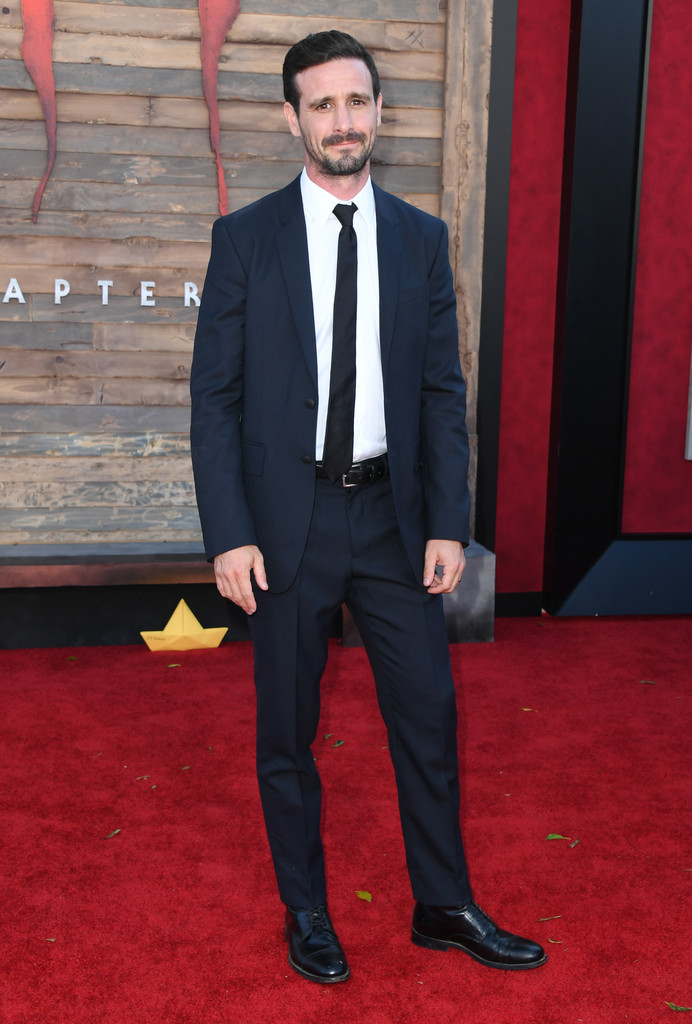 James Ransone IT Chapter Two Hollywood Premiere Los Angeles Arrivals