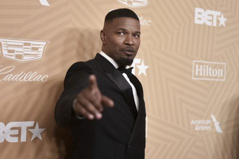 Jamie Foxx starts training for Mike Tyson biopic 'Finding Mike'