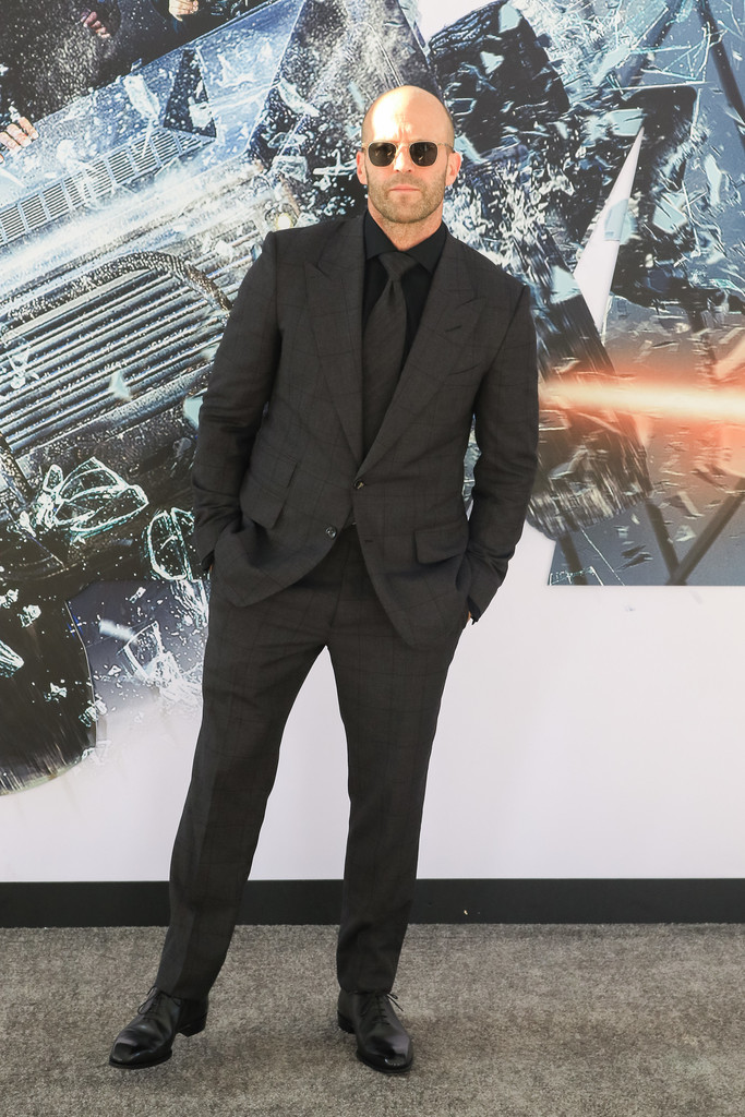 Jason Statham Fast and Furious Presents Hobbs and Shaw World Premiere Hollywood Los Angeles