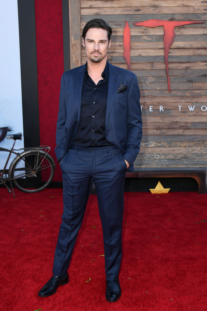 Jay Ryan IT Chapter Two Hollywood Premiere Los Angeles Arrivals