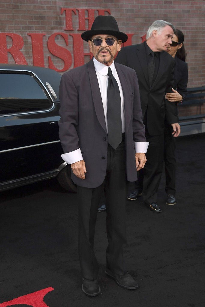Joe Pesci The Irishman Los Angeles Premiere