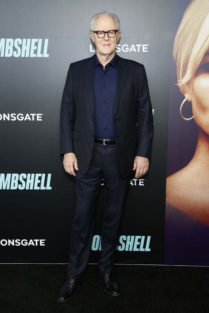 John Lithgow Bombshell Special Screening New York City Arrivals
