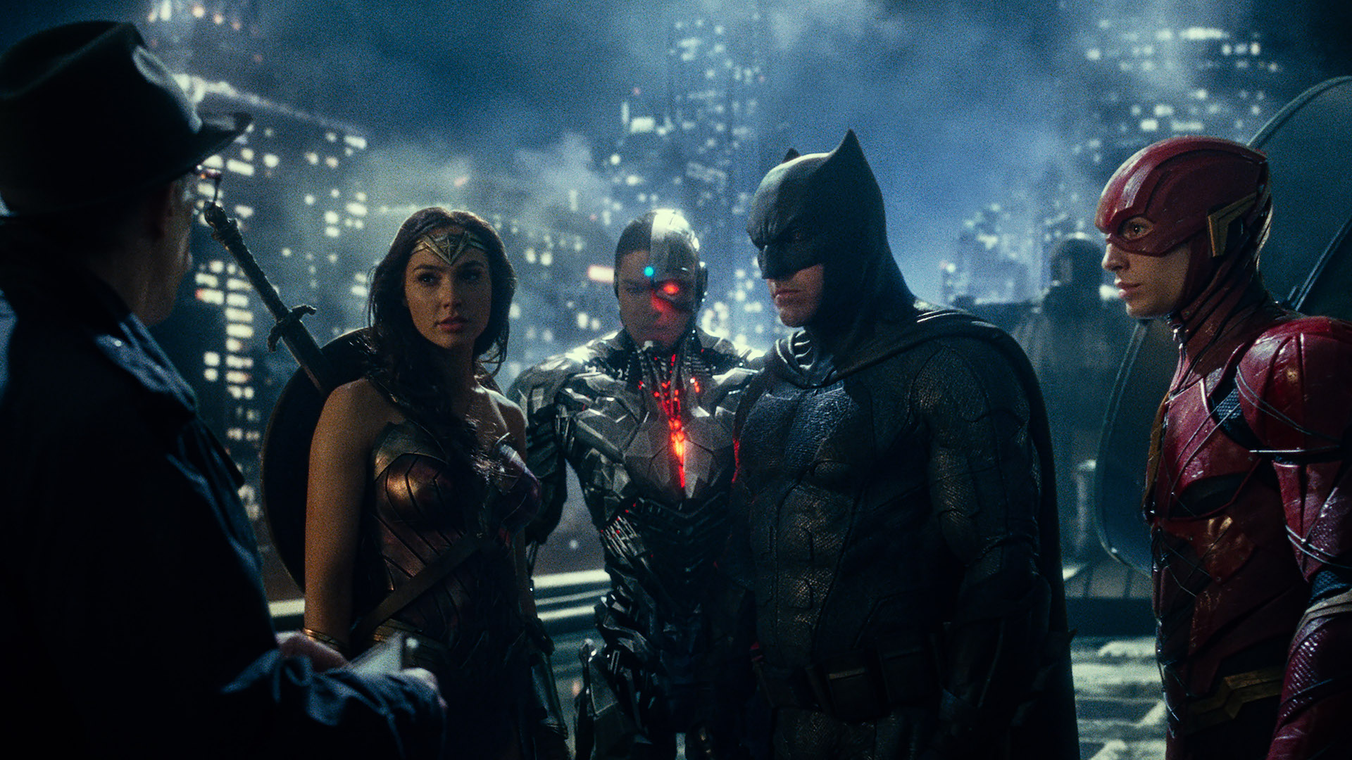 Justice League Stills