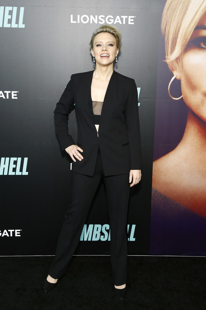 Kate McKinnon Bombshell Special Screening New York City Arrivals