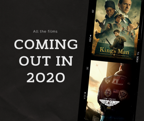 All the films coming out in 2020